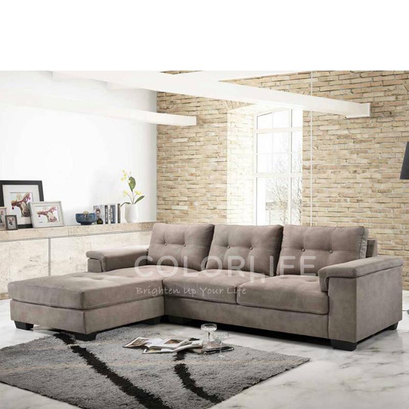 Aviis L-Shape Sofa – Color Life